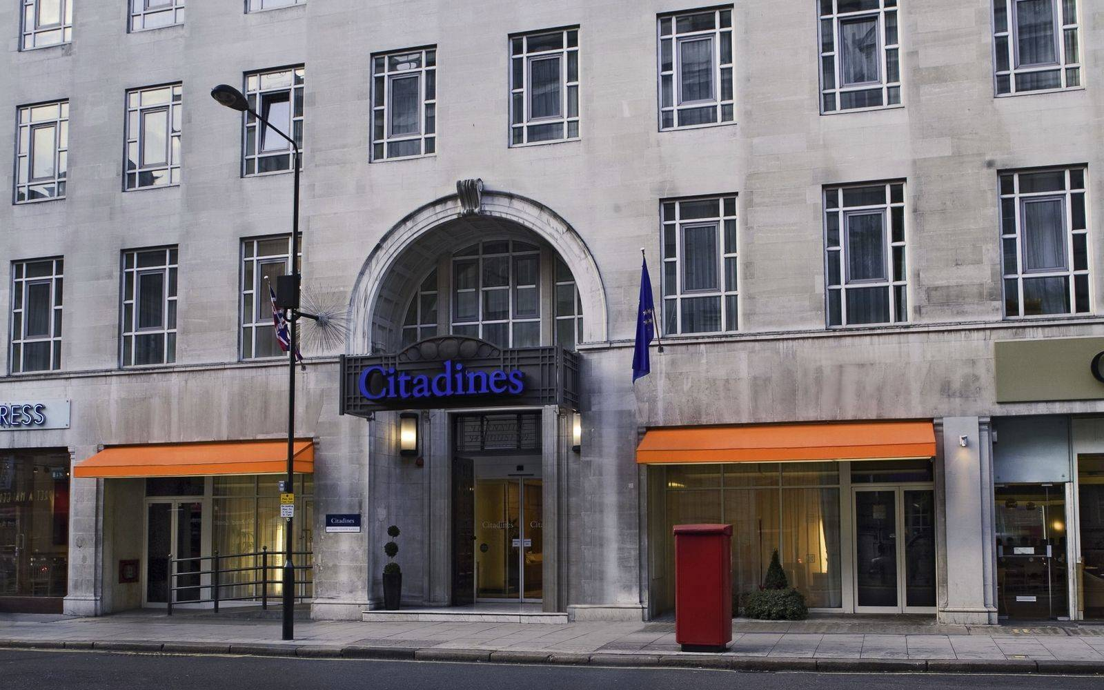 CITADINES HOLBORN - COVENT GARDEN